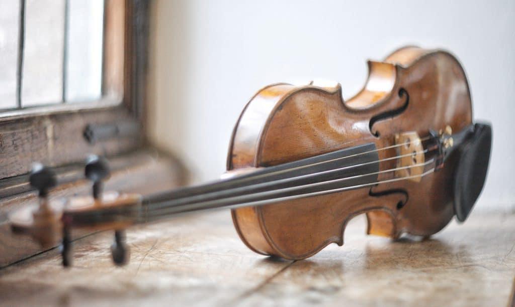 Sarah Koch viool